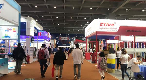中裕软管科技广交会